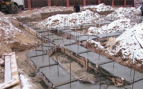 Добавки для пористости бетона повышают его морозоустойчивость