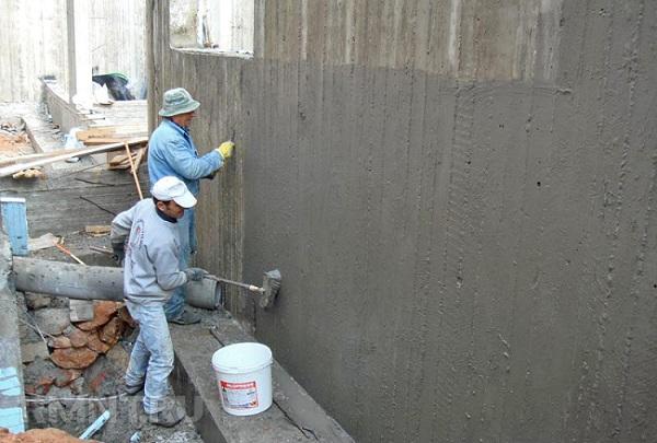 Технология гидроизоляции бетона