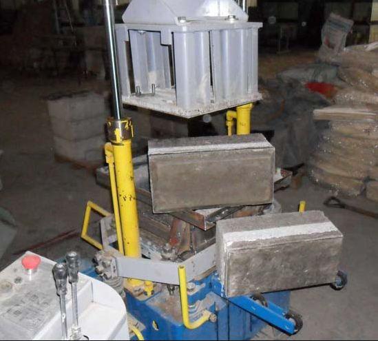 Производство теплоблоков