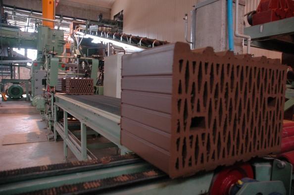 Производство керамоблоков