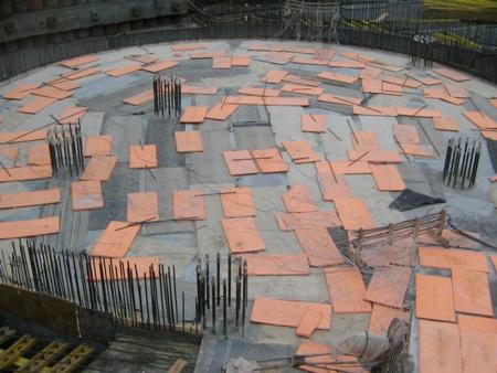 Способ термоса для прогрева бетона