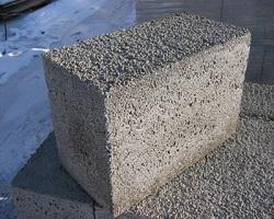 Полистиролбетонный блок D300