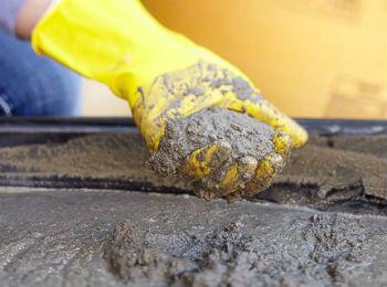 Правильно подобранная консистенция бетонного раствора