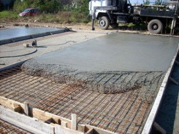 Из бетона делают огромное количество несущих конструкций