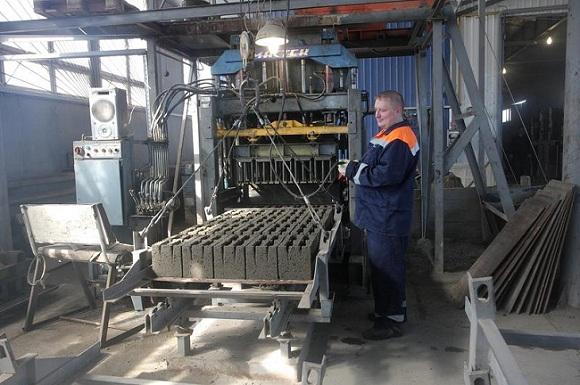 Производство керамзитобетонных блоков своими руками 43