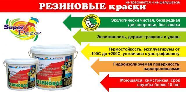 Преимущества резиновой каски для бетона