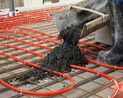 Прогрев монолитного бетона кабелем