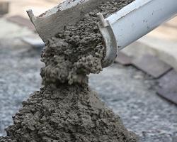 Отгрузка бетона