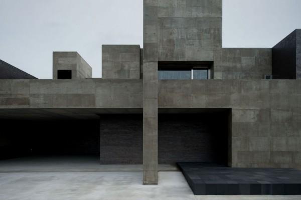 Монолитное строительство позволяет воплощать в жизнь любые архитектурные идеи