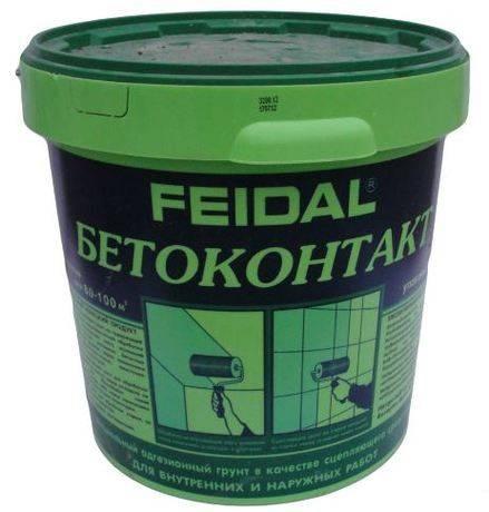 Бетоноконтакт Feidal