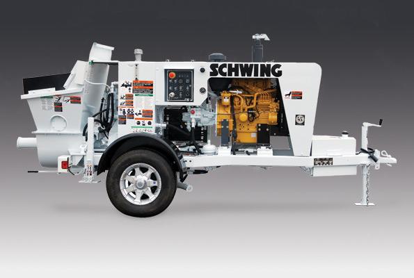Schwing SP 305